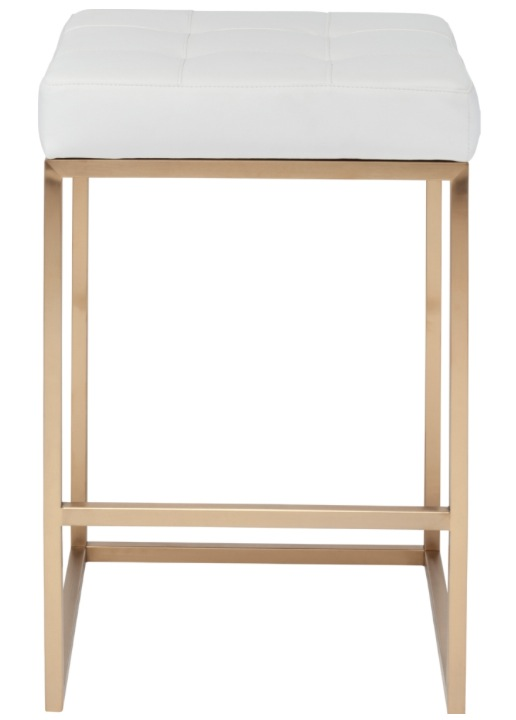 Chi Counter Stool In Gold Frame Modern Bar Stool : ChiCounterStoolInWhiteWithGoldFrame09645 from stores.advancedinteriordesigns.com size 516 x 720 jpeg 38kB