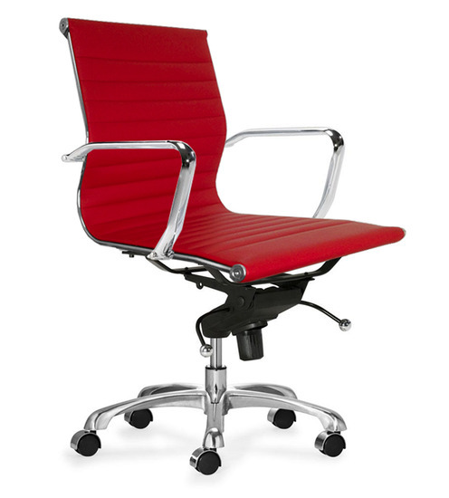 Ag Office Chair Red Jpg