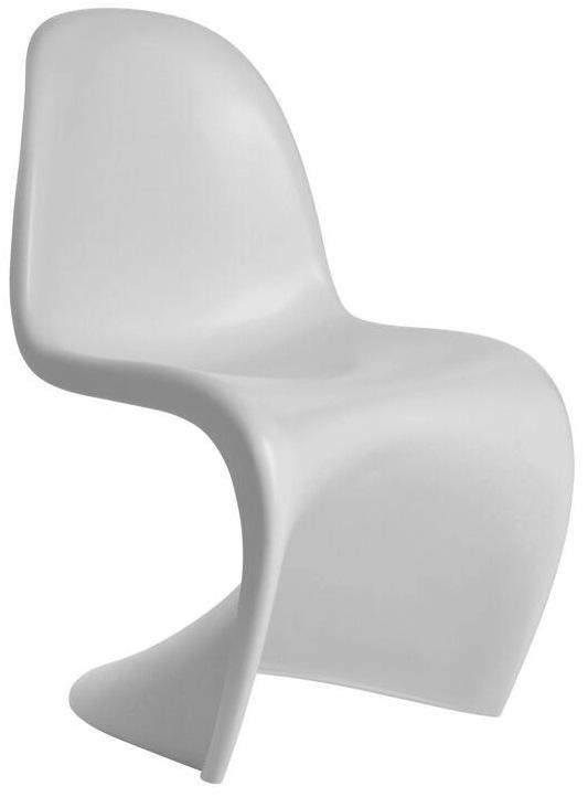 Panton s chair red for Panton chair imitat