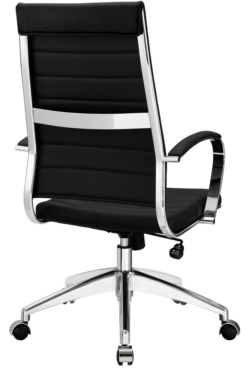 Aria Leather High Back Office Chair Many Colors