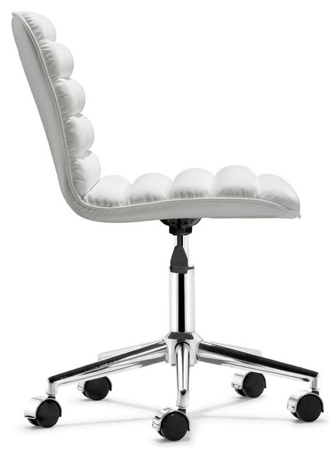 office chair side.  Office Whiteadmireofficechairsidejpg In Office Chair Side