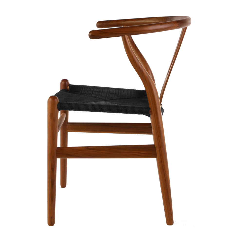 wegner ch24 wishbone chair many colors and finishes advancedinteriordesigns. Black Bedroom Furniture Sets. Home Design Ideas