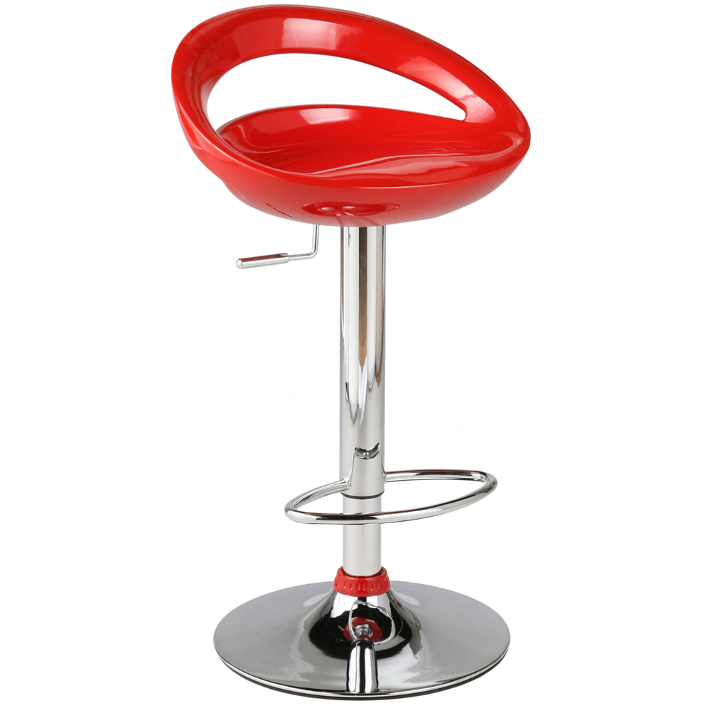 Hydraulic lift bar stool in many colors home and office for Advance interior designs