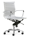 Aluminum Group Management Chair Denim Blue