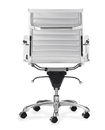 Aluminum Group Management Chair-Red