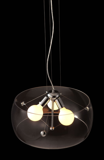Asteroids Ceiling Lamp Clear 2