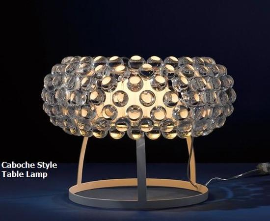 caboche style table lamp. Black Bedroom Furniture Sets. Home Design Ideas