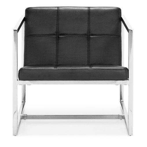 Carmen chair black for Advance interior designs