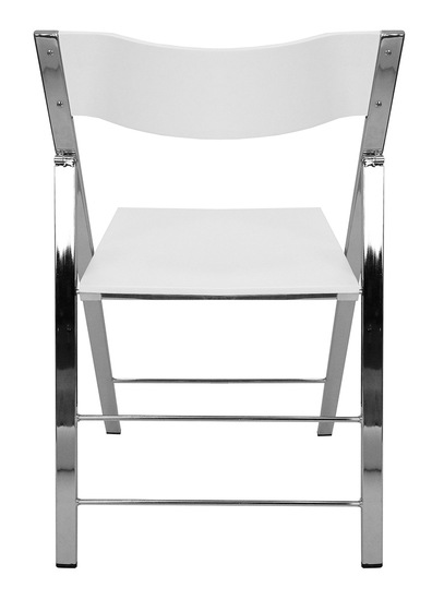Clarity Wooden Folding Chairs Set of 2