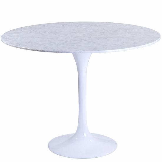 Saarinen Dining Table 32 In Marble