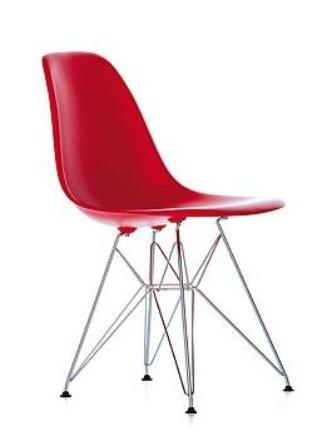 eiffel wire base chair. Black Bedroom Furniture Sets. Home Design Ideas