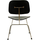 EAMES DINING CHAIR WITH METAL LEGS