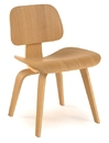 EAMES DINING CHAIRS WITH WOOD LEGS