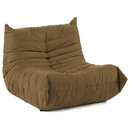 Downlow Chair in Mocha Color