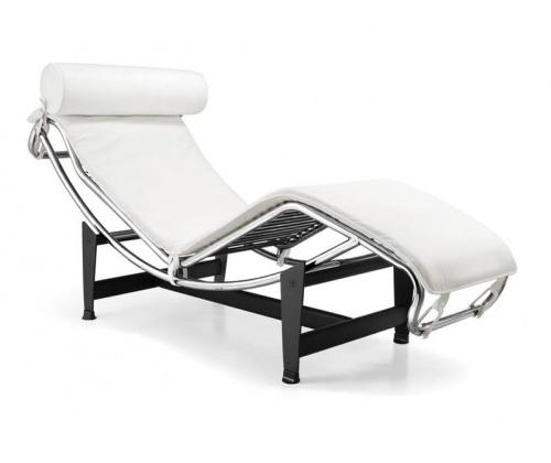 le corbusier leather chaise lounge lc4 by alphaville design. Black Bedroom Furniture Sets. Home Design Ideas