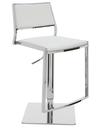 Aaron stool white