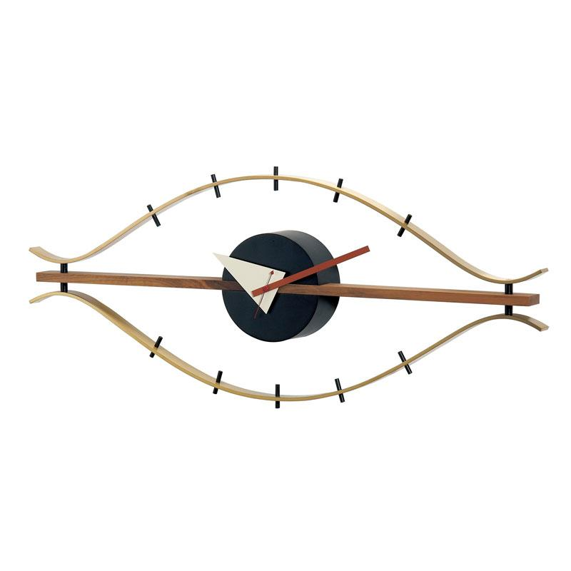 George nelson classic eye clock for Advance interior designs