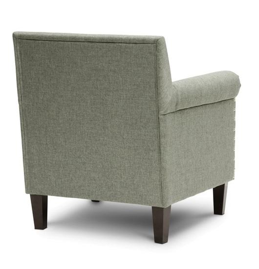 Lovato armchair gray for Advance interior designs