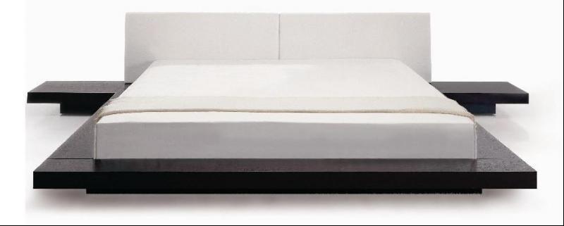 Worth Japanese Style Platform Bed Queen