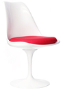 White Tulip Dining Chair