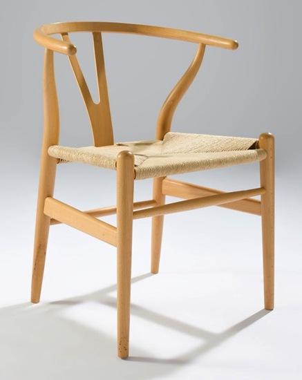 Wishbone Chair - White