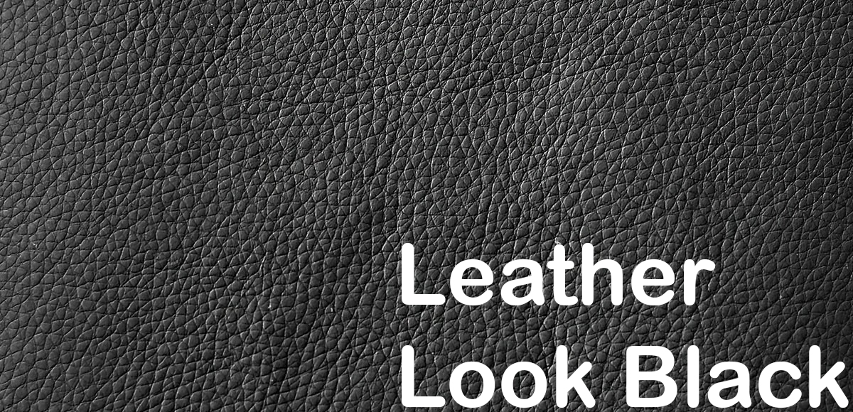 innovation leather look black