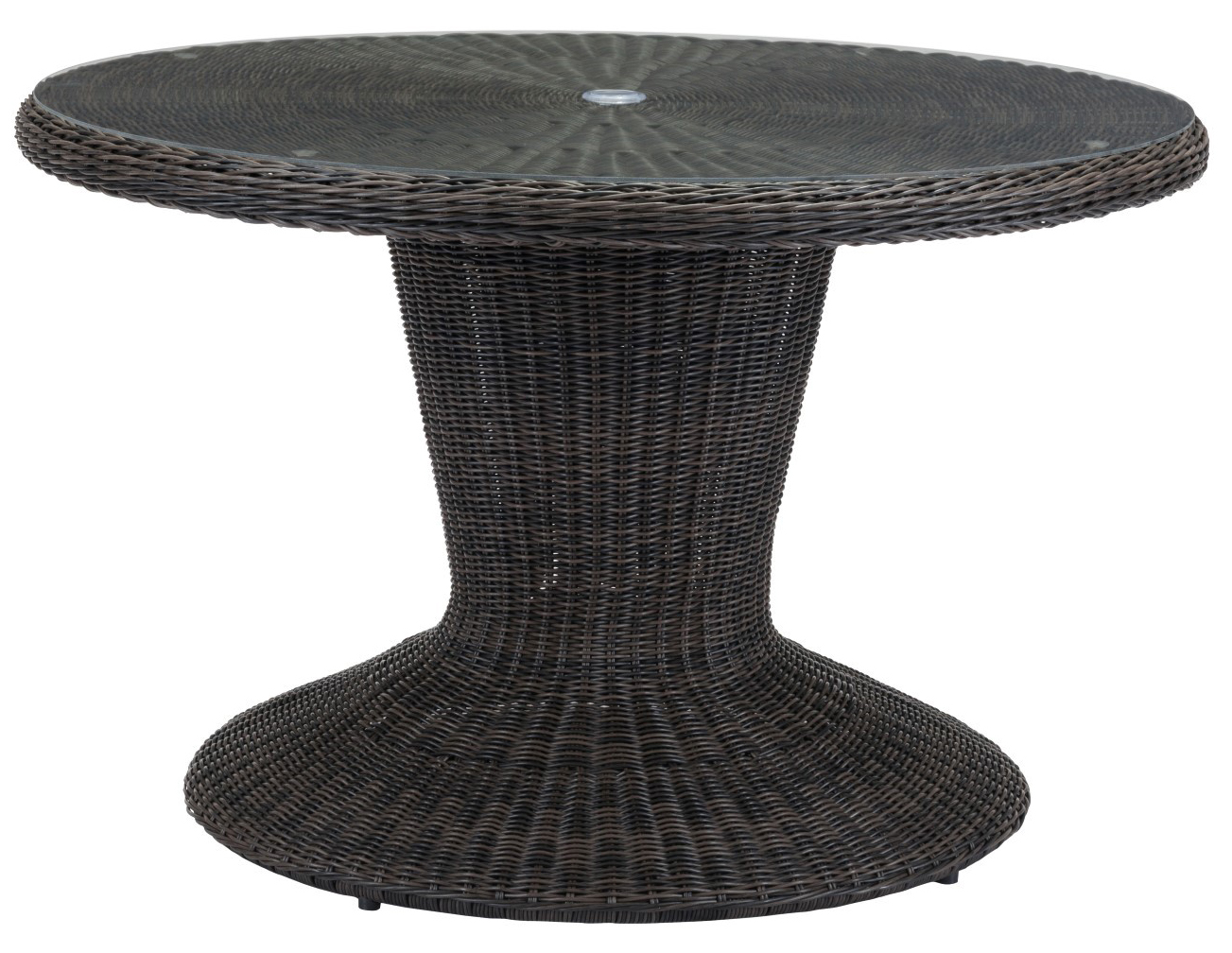 Noe Dining Table Brown
