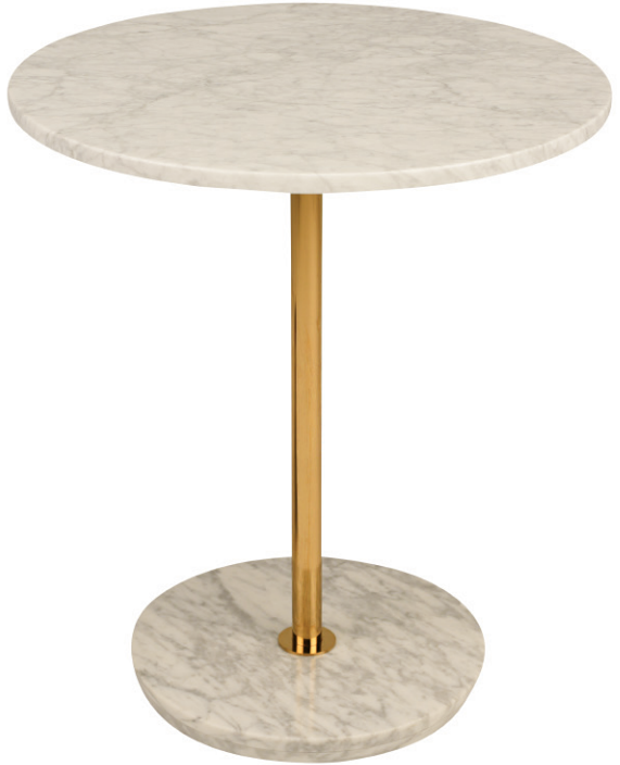 nuevo living aida side table