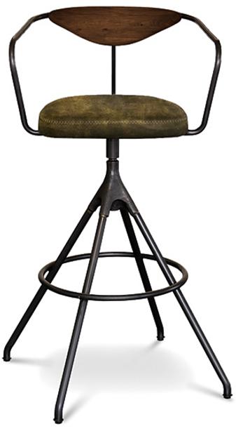 nuevo akron bar stool