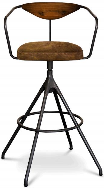 nuevo living akron bar stool