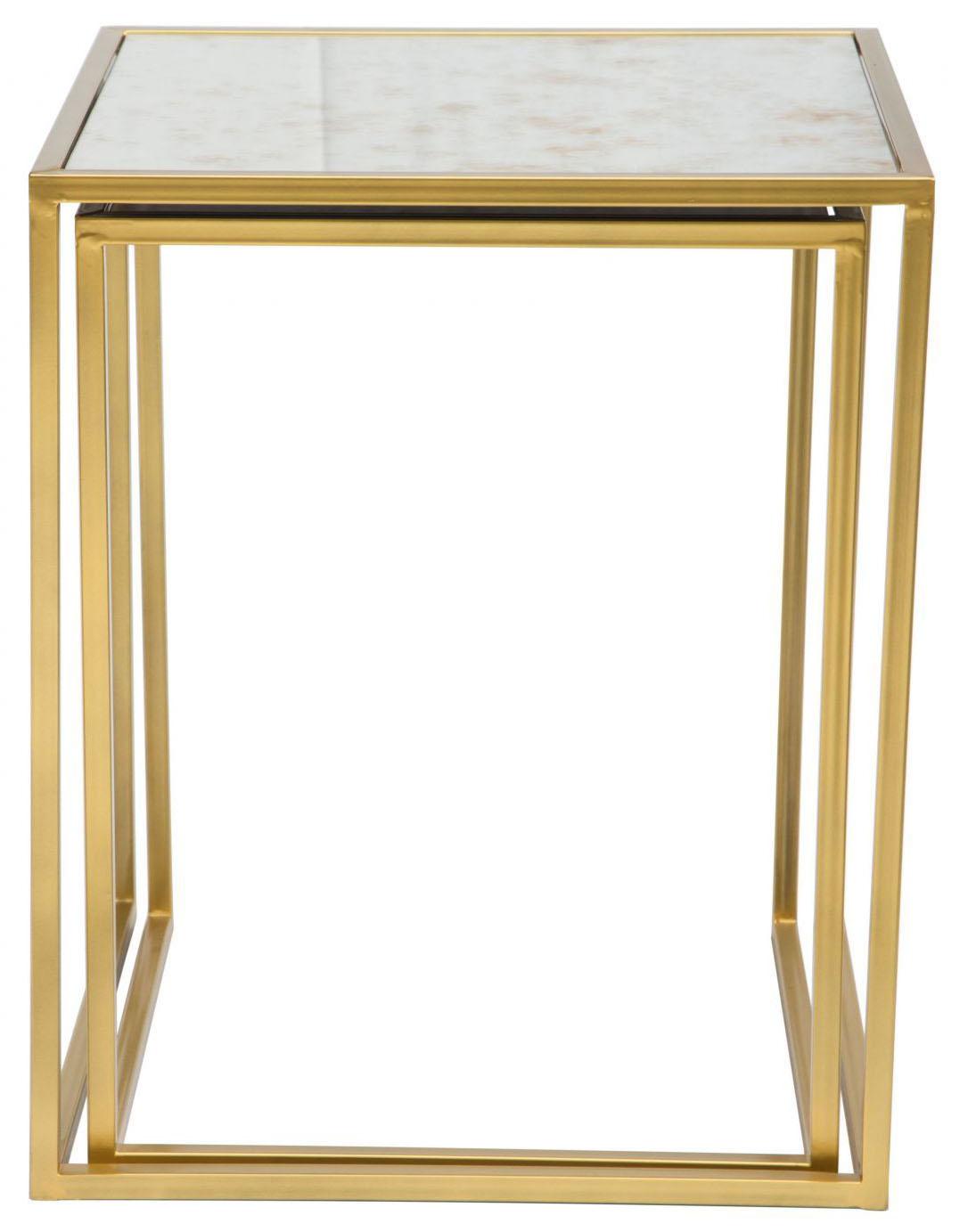 zuo modern calais nesting tables