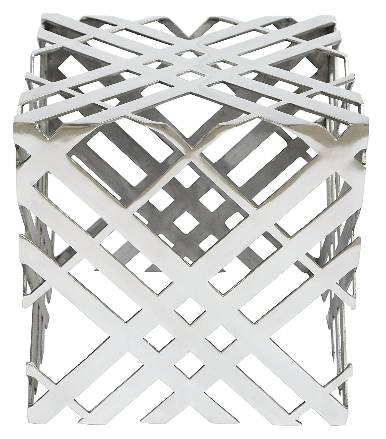 zuo modern carlisle accent table aluminium