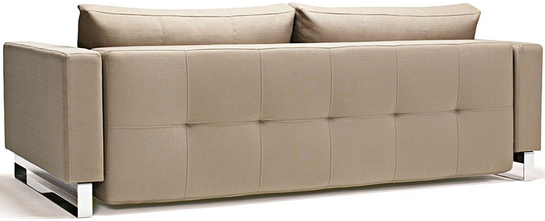 cassius sofa bed twist charcoal