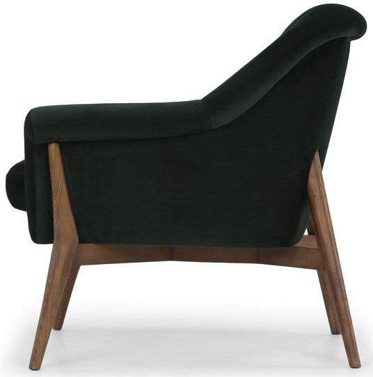 nuevo living charlize occasional chair emerald