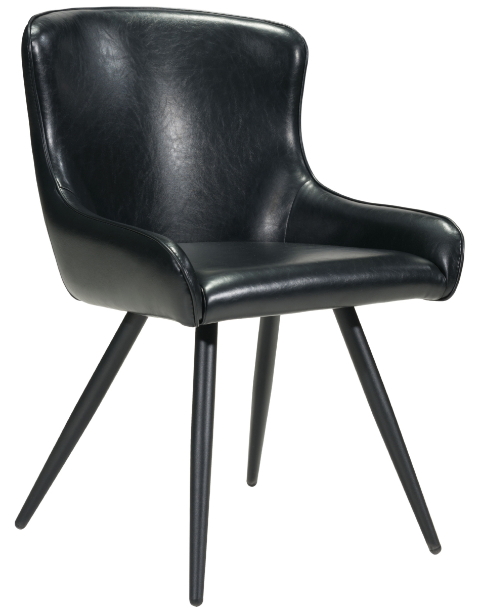 zuo dresden dining chair black