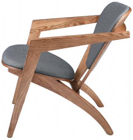 nuevo living freya lounge chair side shot