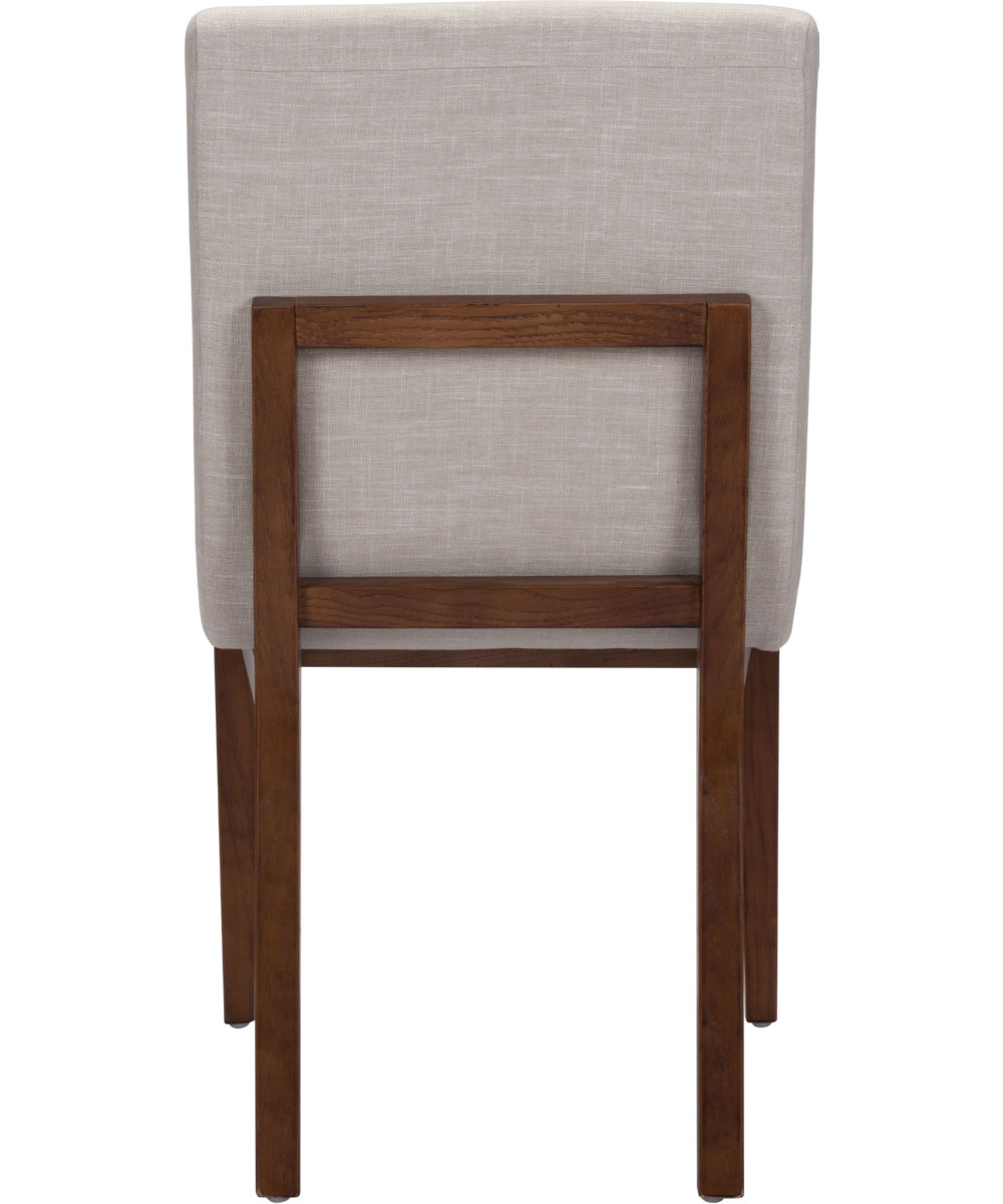 zup hamilton dining chair beige