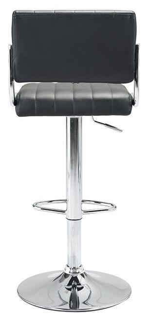 zuo juice bar chair black