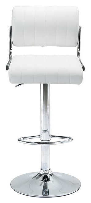 zuo juice bar chair white