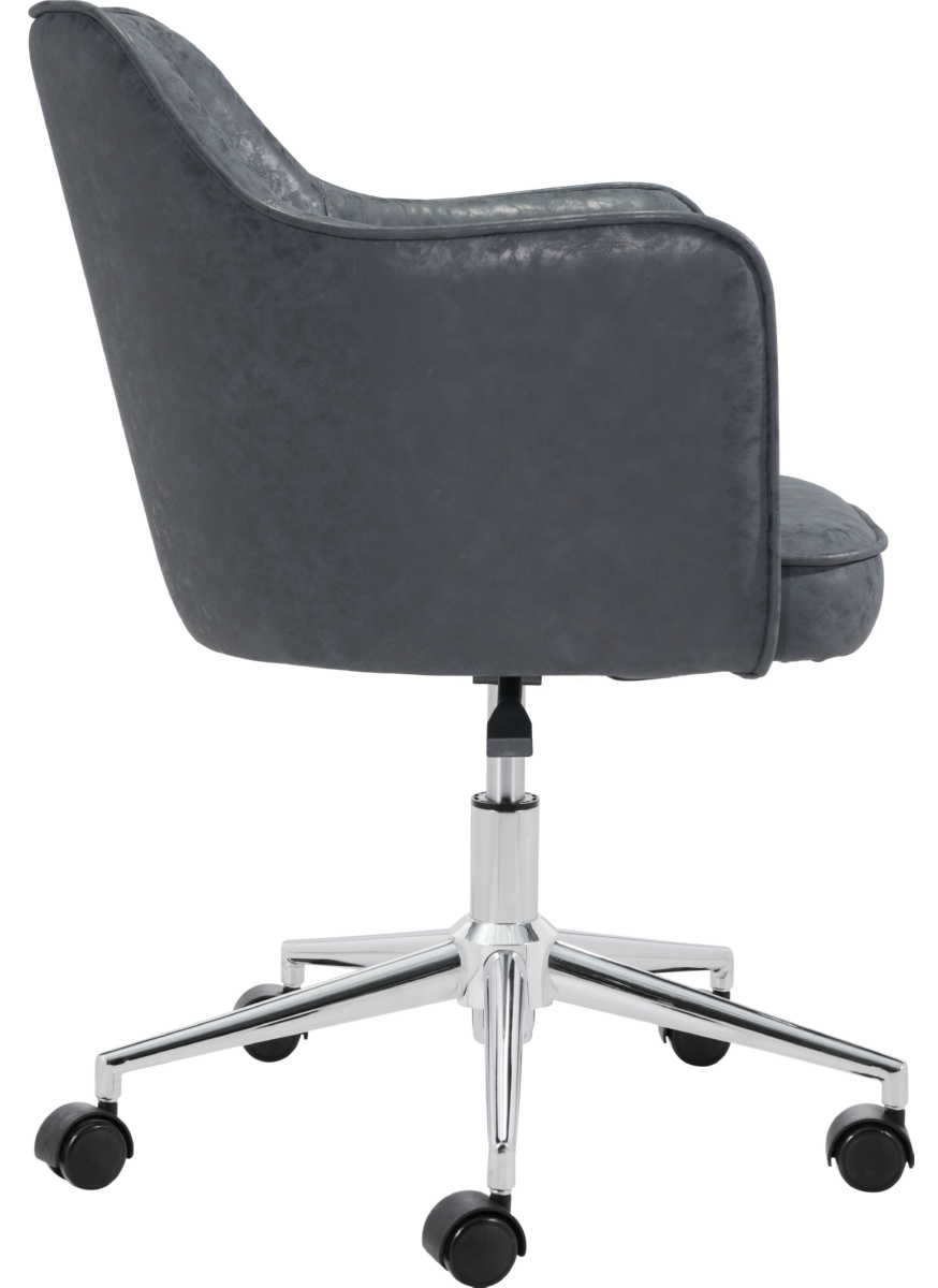 zuo modern keen office chair vintage