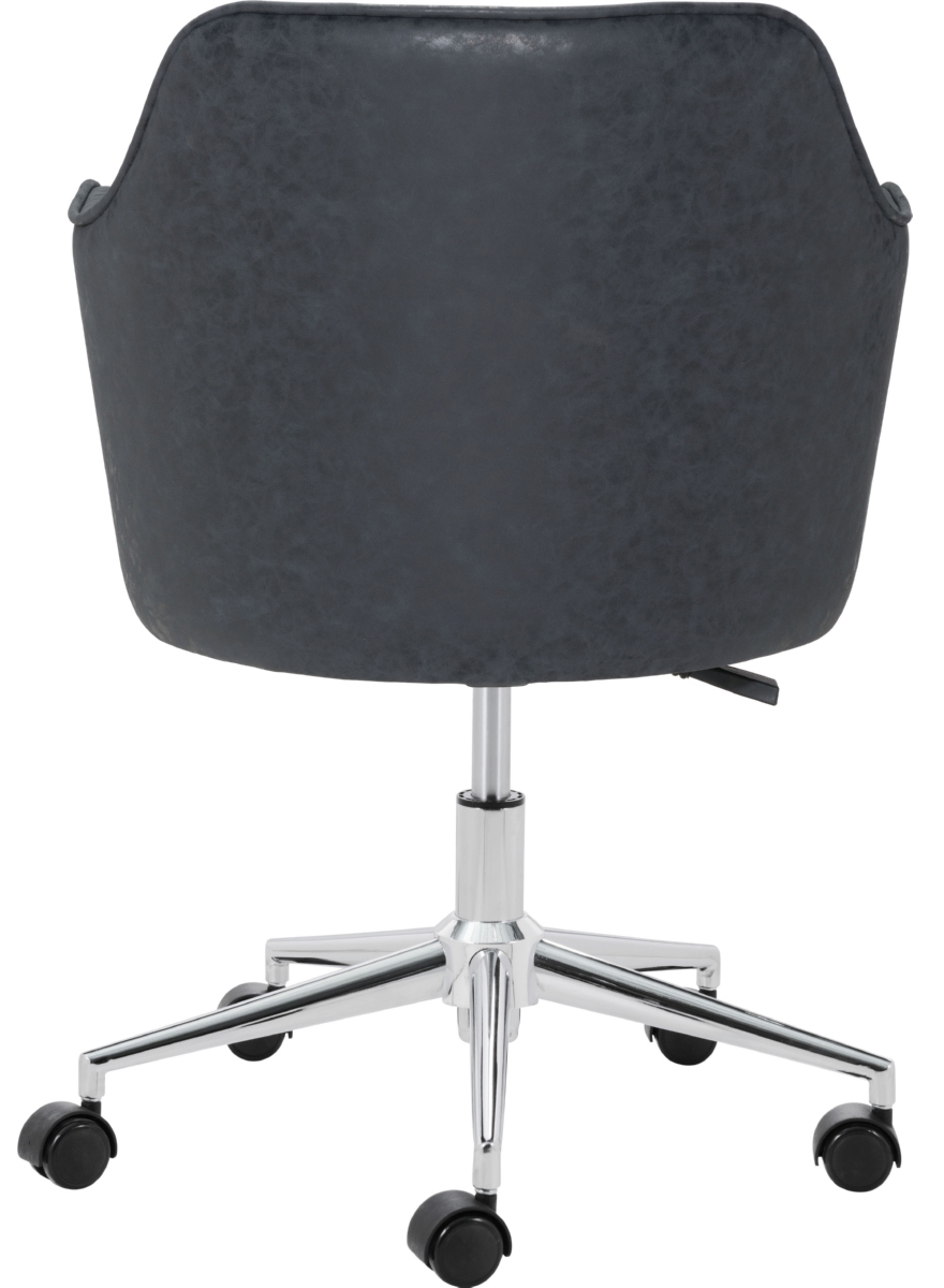 zuo keen office chair vintage