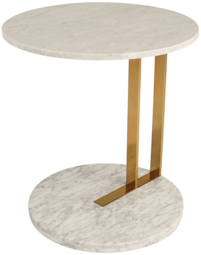 nuevo living lia side table
