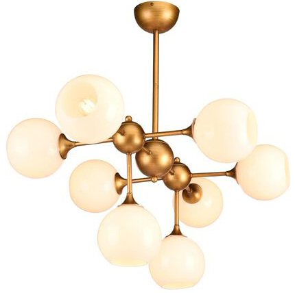 nuevo living niklas pendant lamp