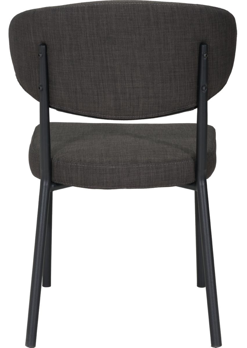 zuo modern pontus dining chair black