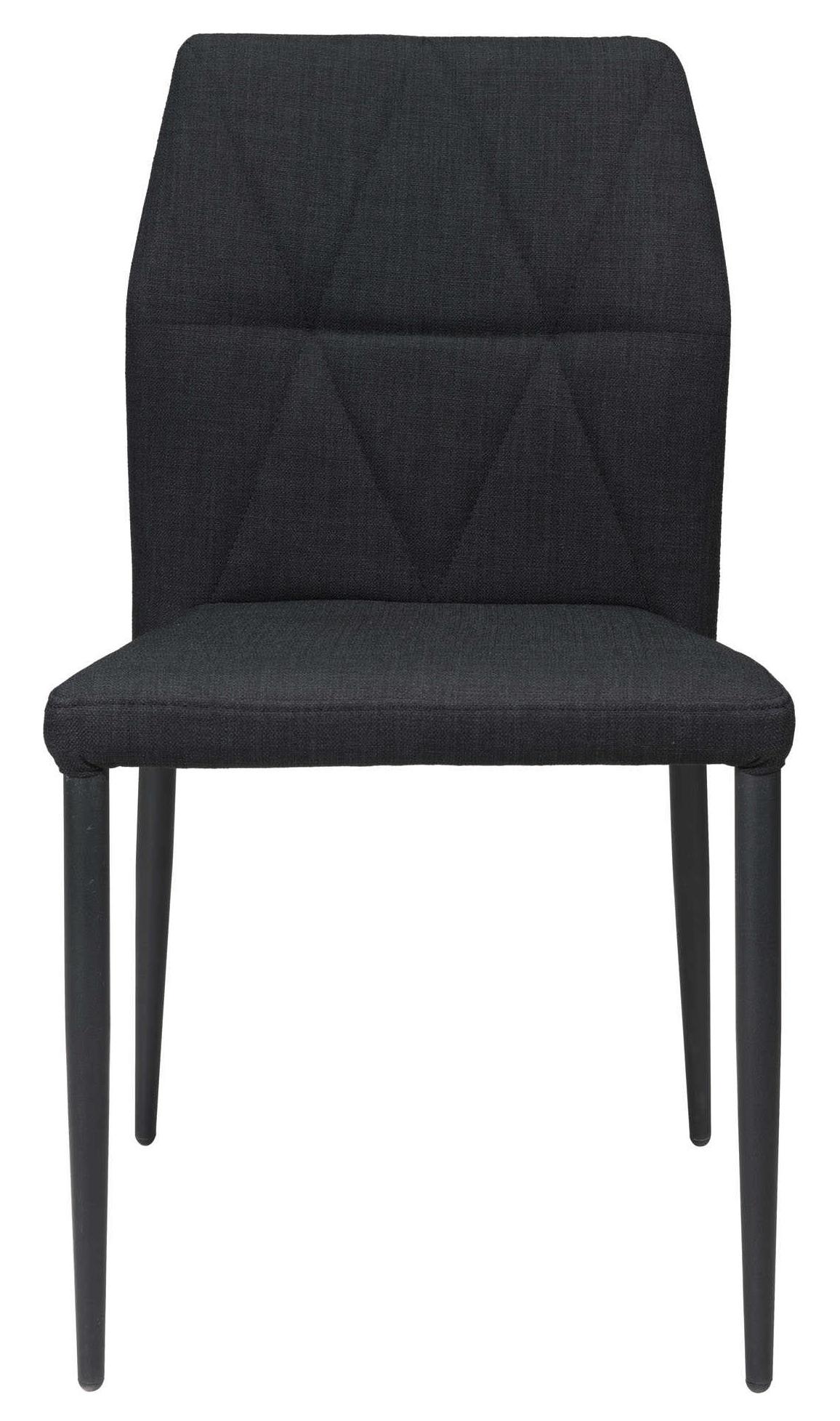 zuo modern revolution dining chair black