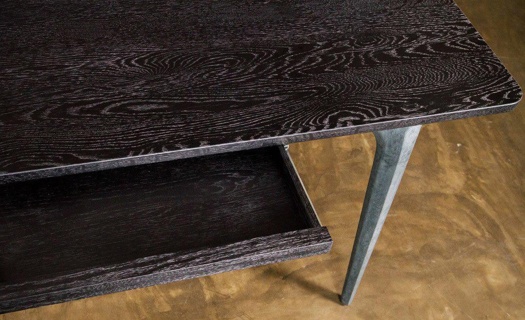 nuevo living salk desk angled shot