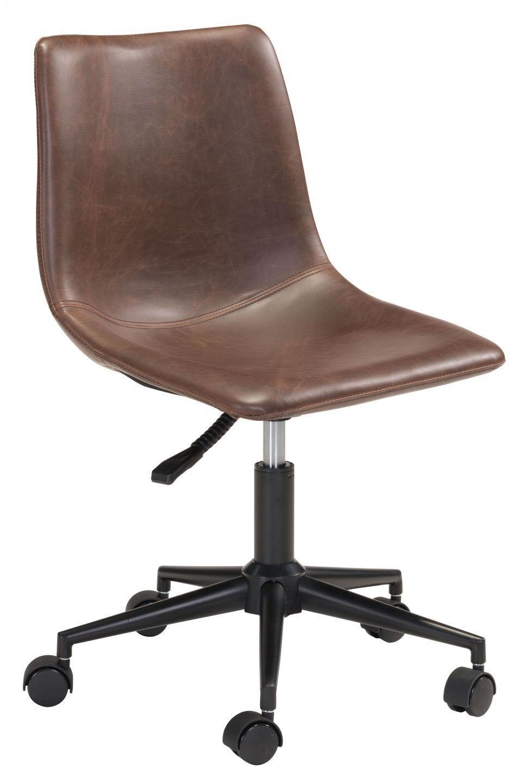 zuo smart office chair espresso