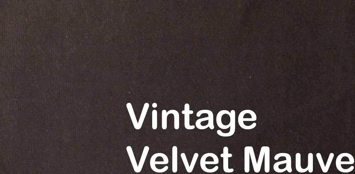 innovation vintage velvet mauve