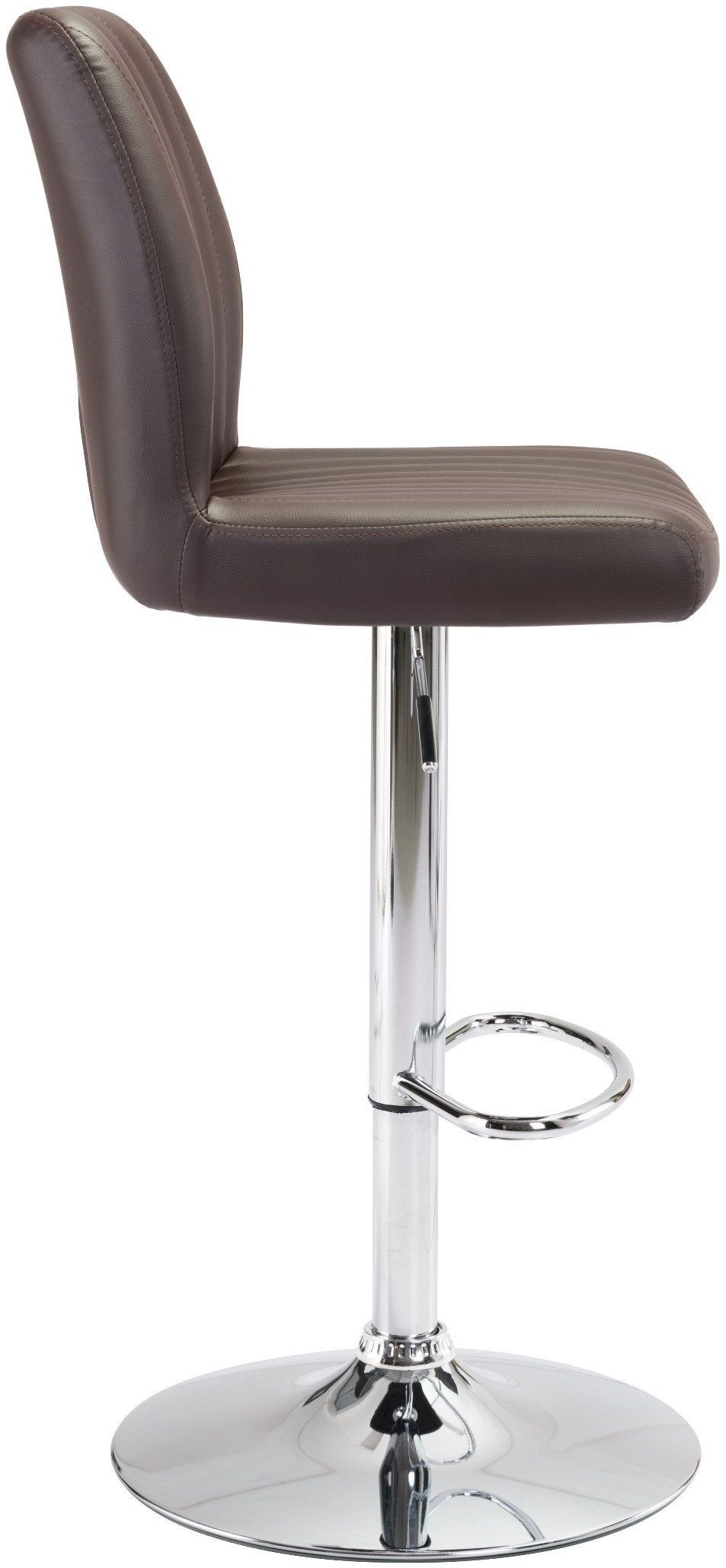 willful bar chair espresso